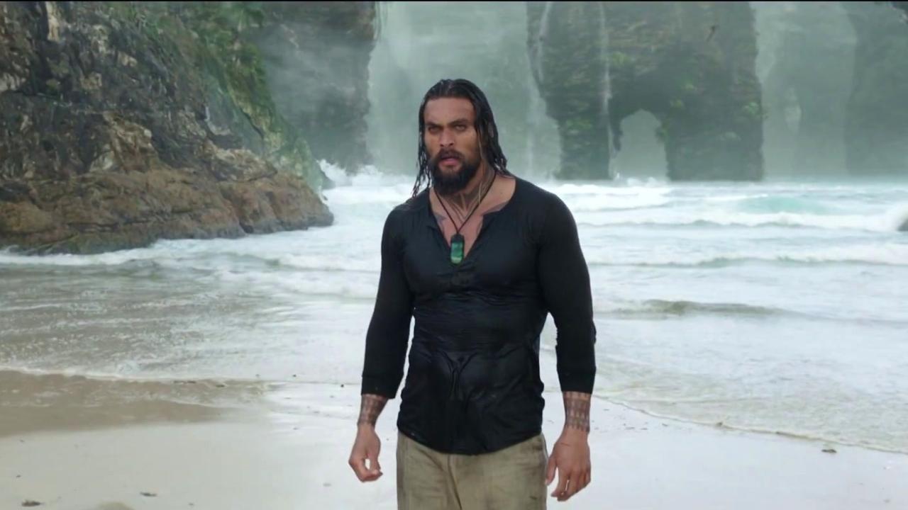 Aquaman: Waves (TV Spot)