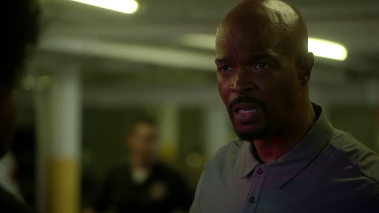 Lethal Weapon: Cole Arrives With A Beat Up Truck