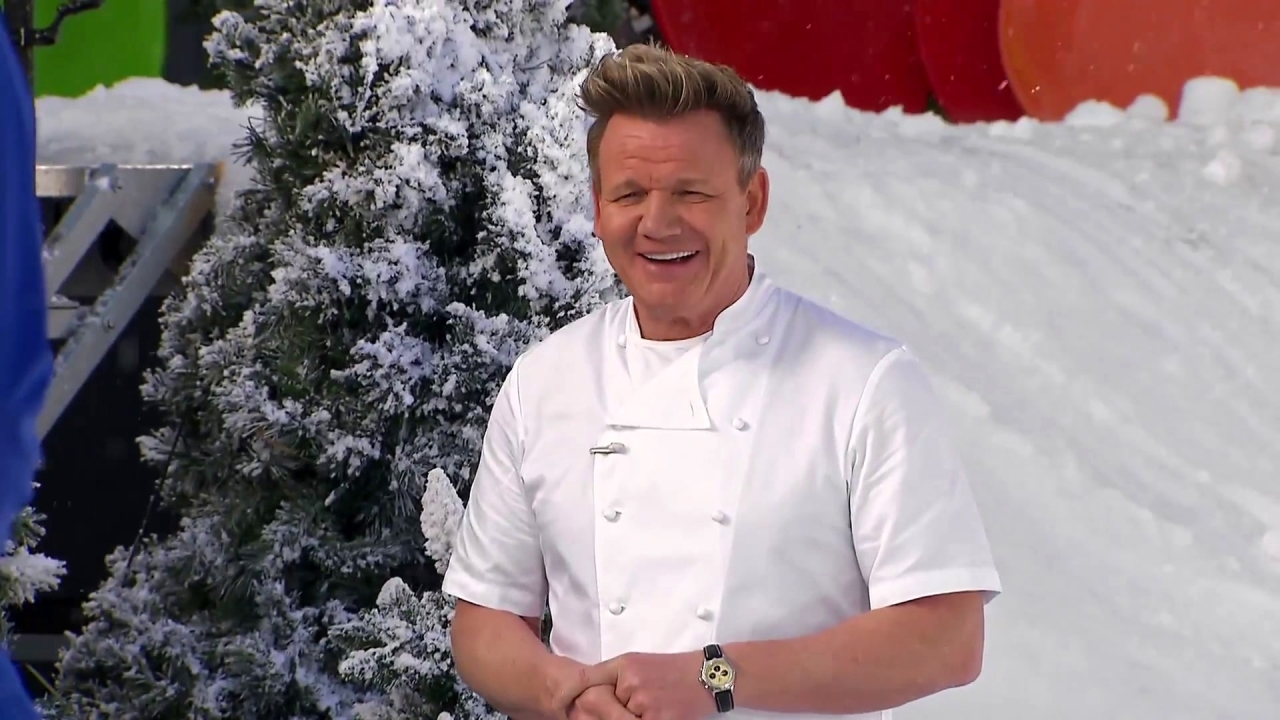 Hell's Kitchen: It's Snowing In Hell's Kitchen