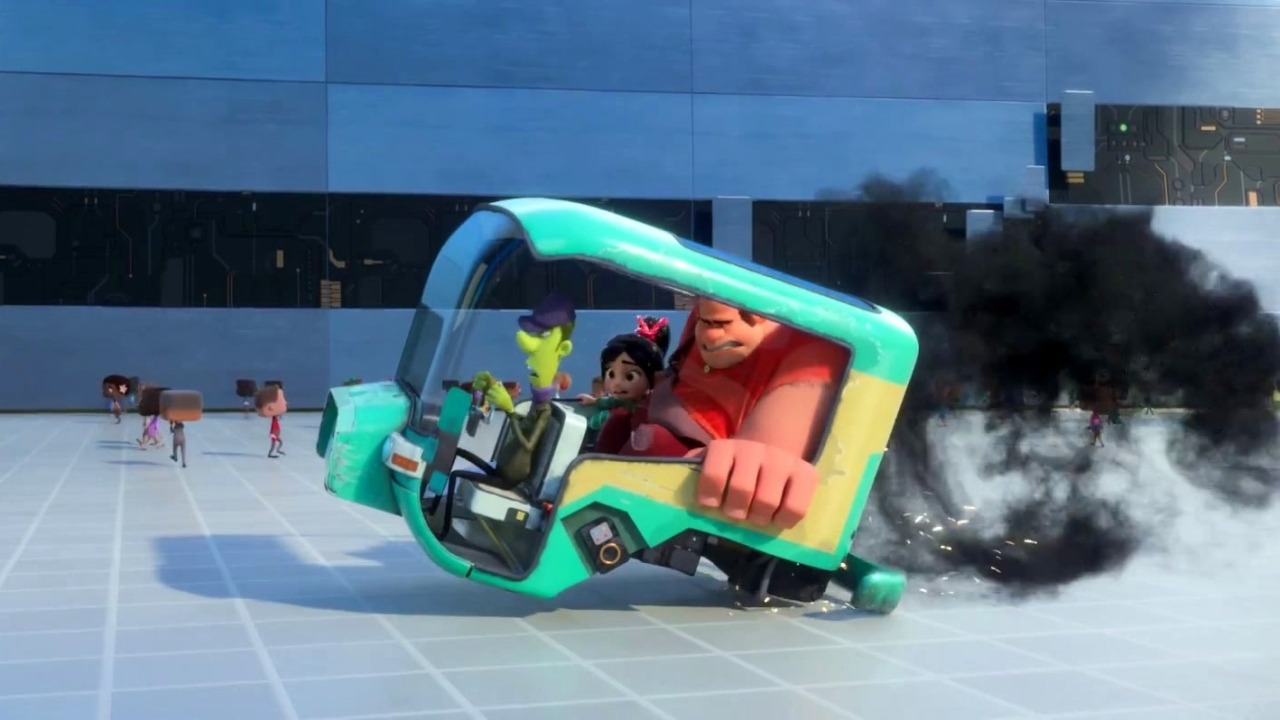 Ralph Breaks The Internet: Zero (Spot)