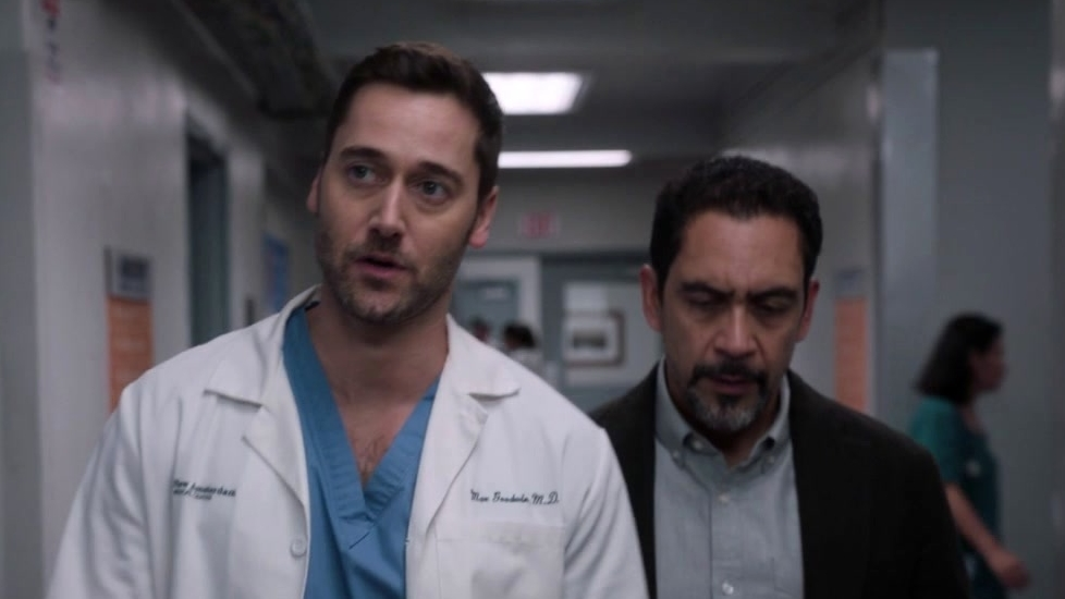 New Amsterdam: Max Does Not Want To Talk To The Mayor