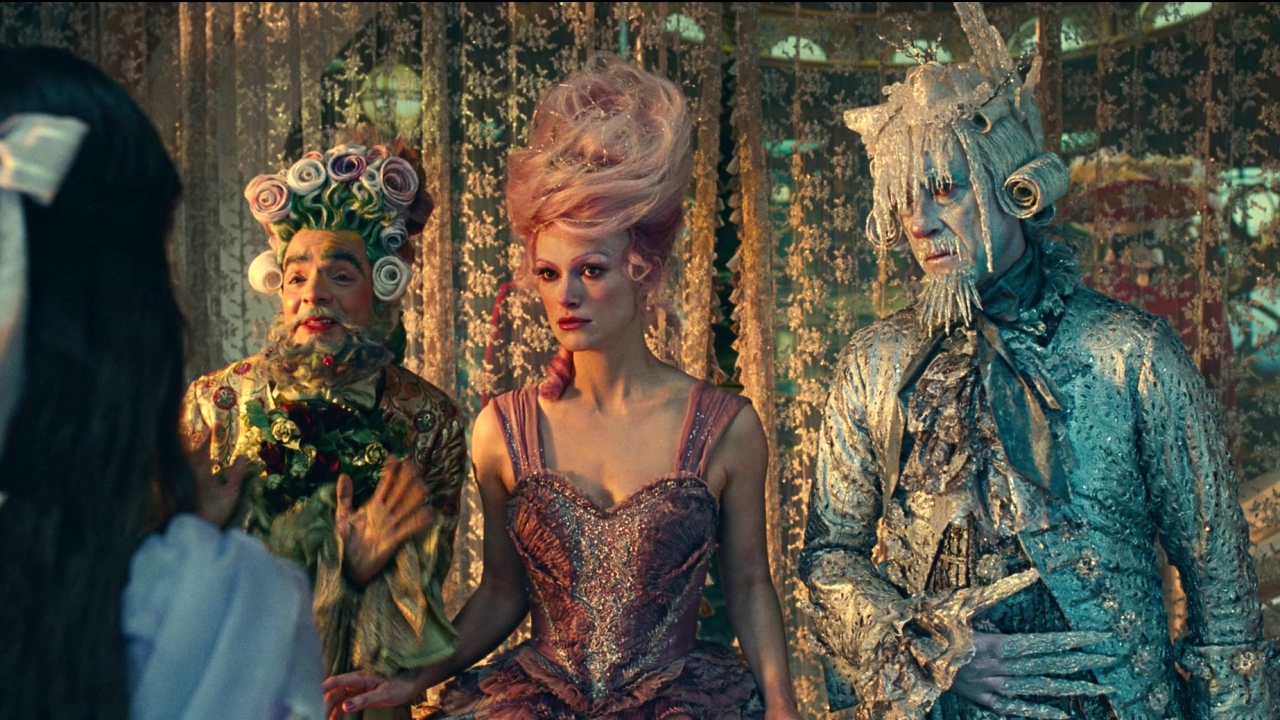 The Nutcracker And The Four Realms: Have You Come To Save Us, Clara
