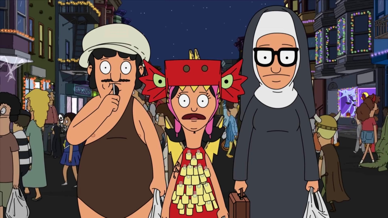 Bob's Burgers: Someone Is Stealing All The Kids' Candy
