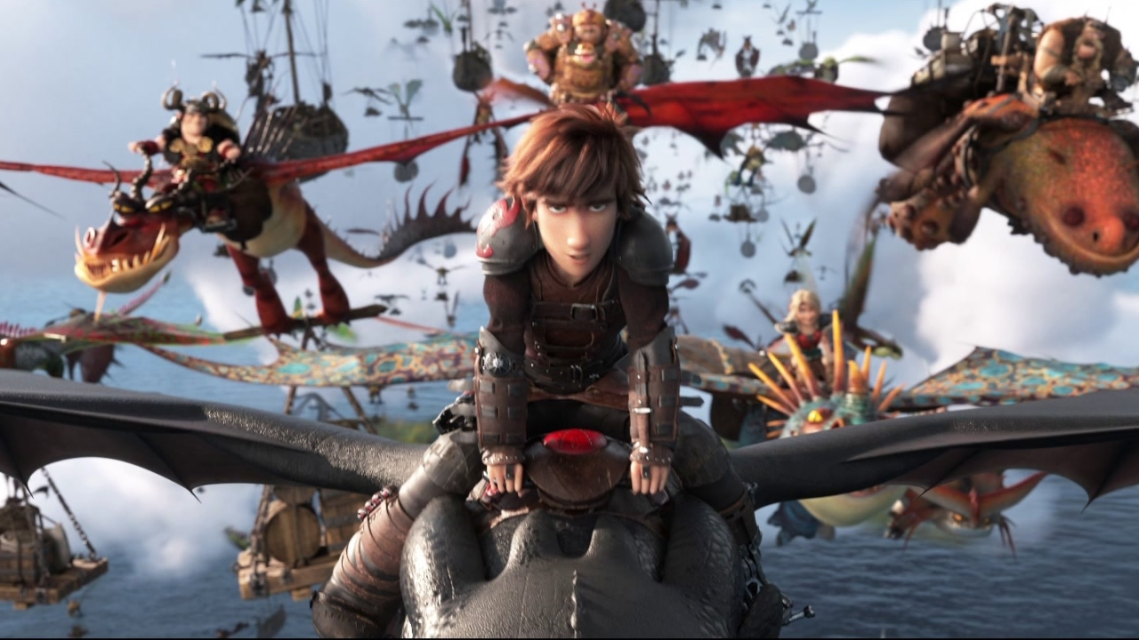 How To Train Your Dragon: The Hidden World (Trailer 2)