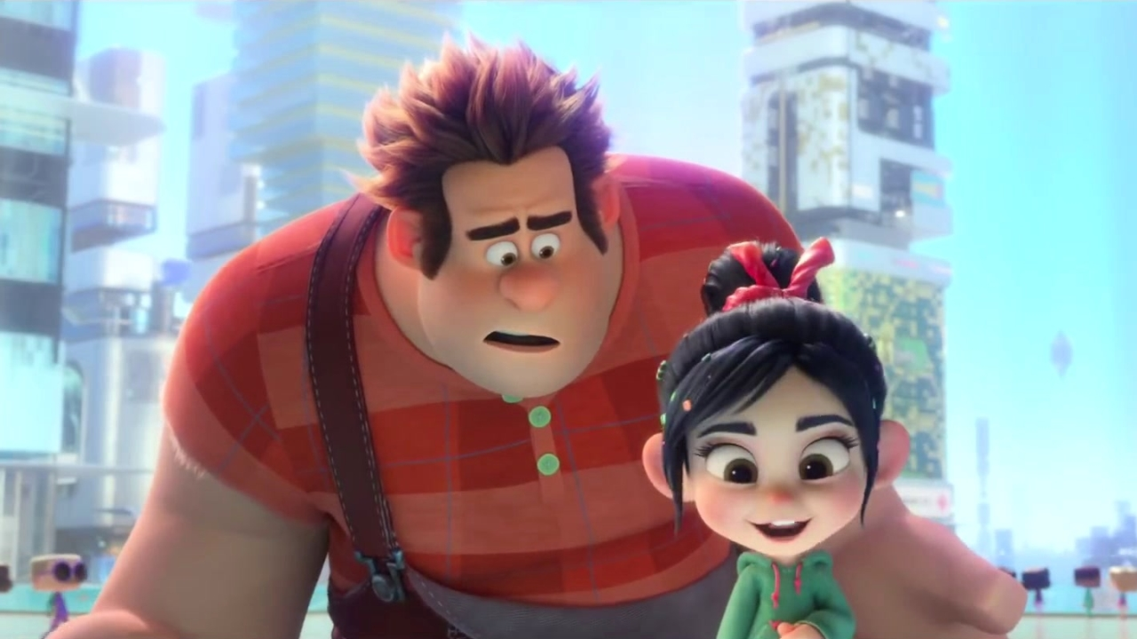 Ralph Breaks The Internet: Knowsmore