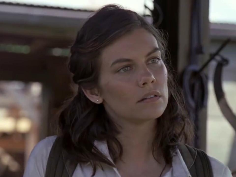 The Walking Dead: Maggie's Plans For Negan