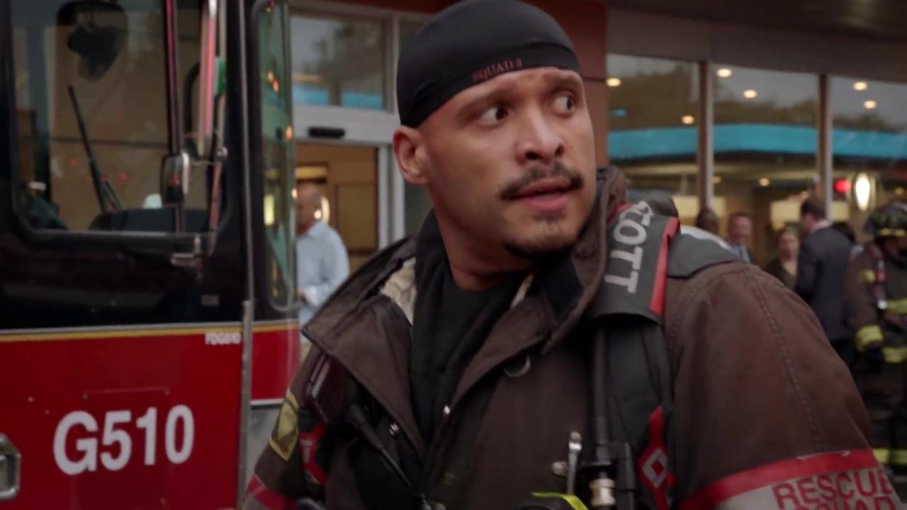 Chicago Fire: Communication Barrier