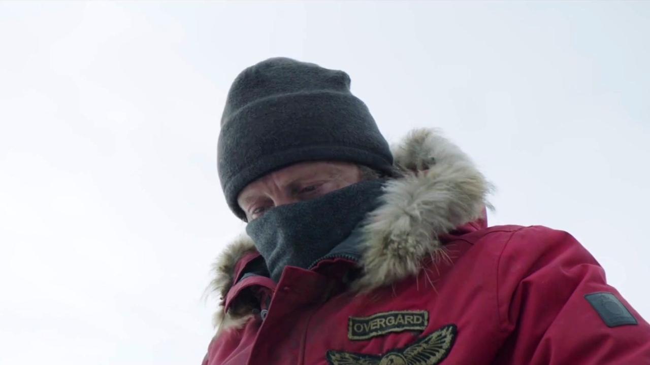 Arctic: SOS