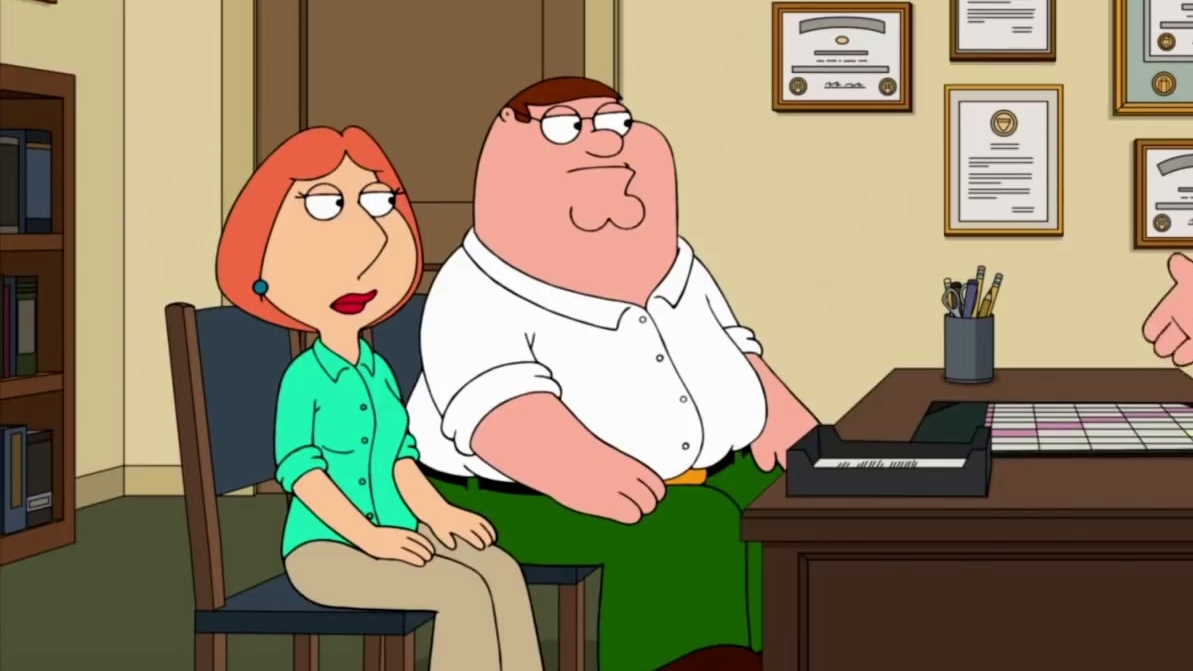 Family Guy: Stand By Meg