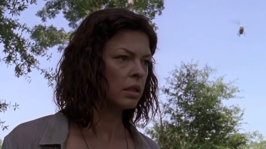The Walking Dead: Anne's Call For Help