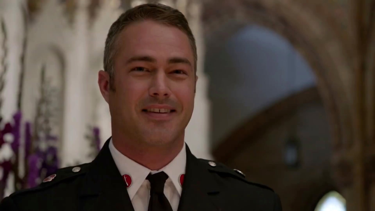 Chicago Fire: Benny Severide's Funeral Service