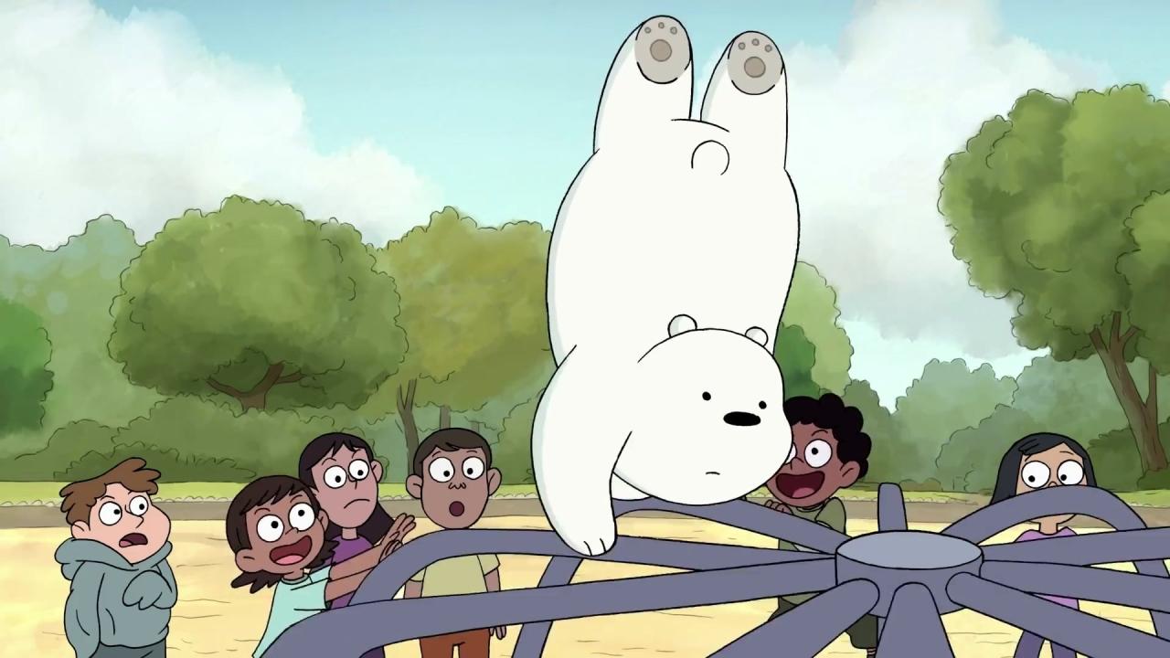 We Bare Bears: The Park