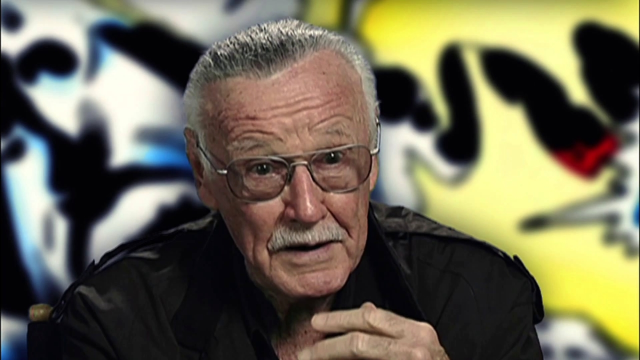 With Great Power: The Stan Lee Story (Trailer 2)
