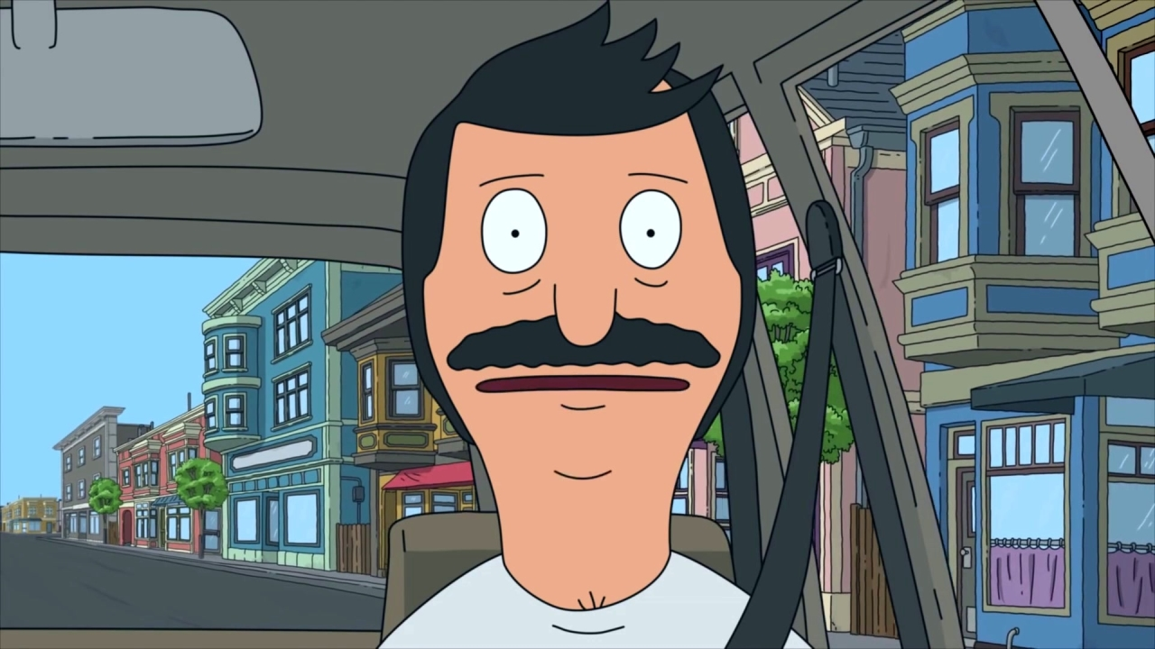 Bob's Burgers: Bob Drives The Getaway Car
