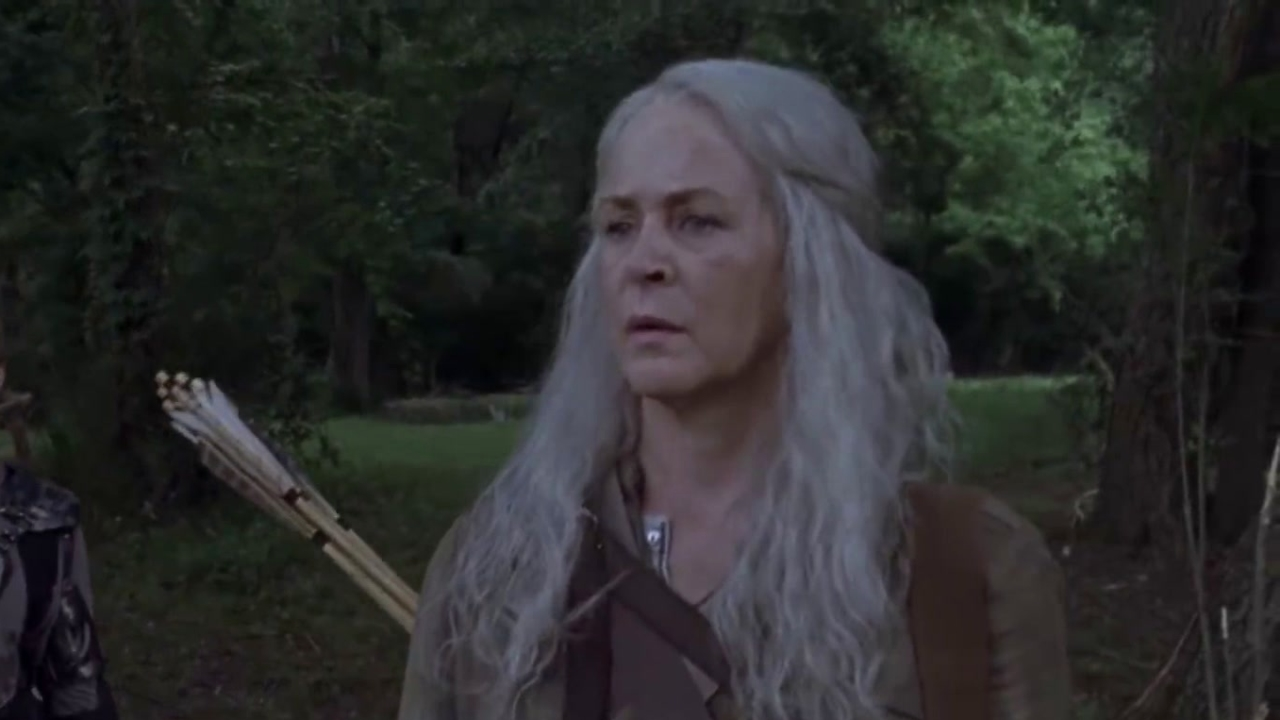 The Walking Dead: Carol & Henry Visit Daryl
