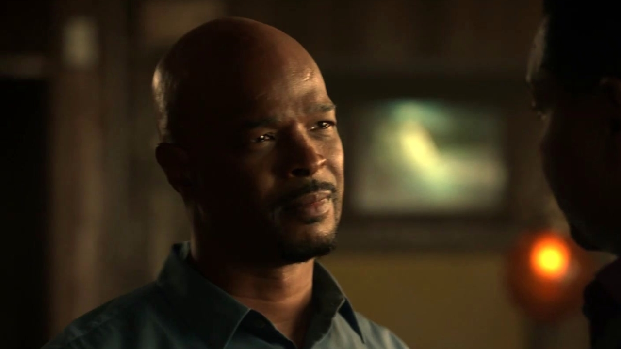 Lethal Weapon: Roger Confronts Barnes About Cole's Whereabouts