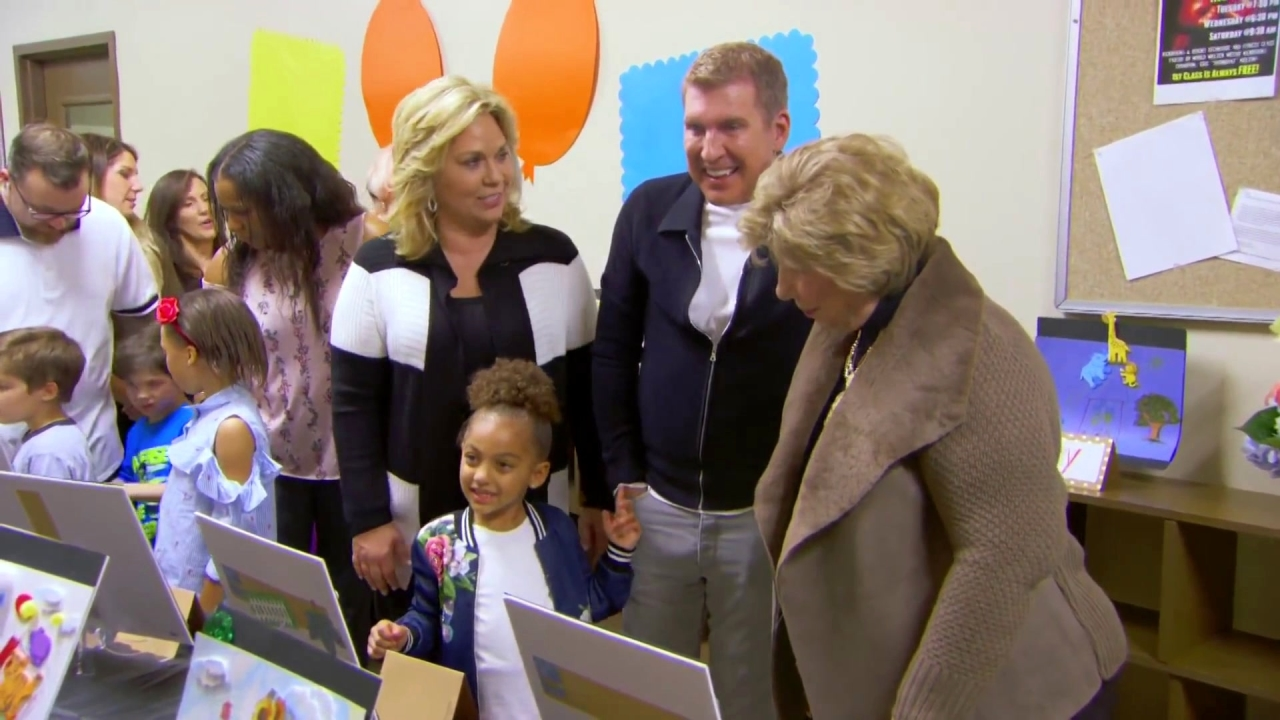 CHRISLEY KNOWS BEST: Top Dog