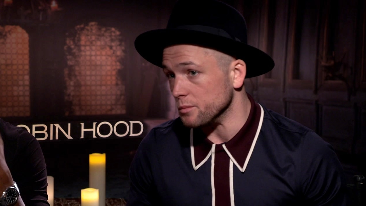 Robin Hood: Taron Egerton On The Vision And Collaboration Of The Film