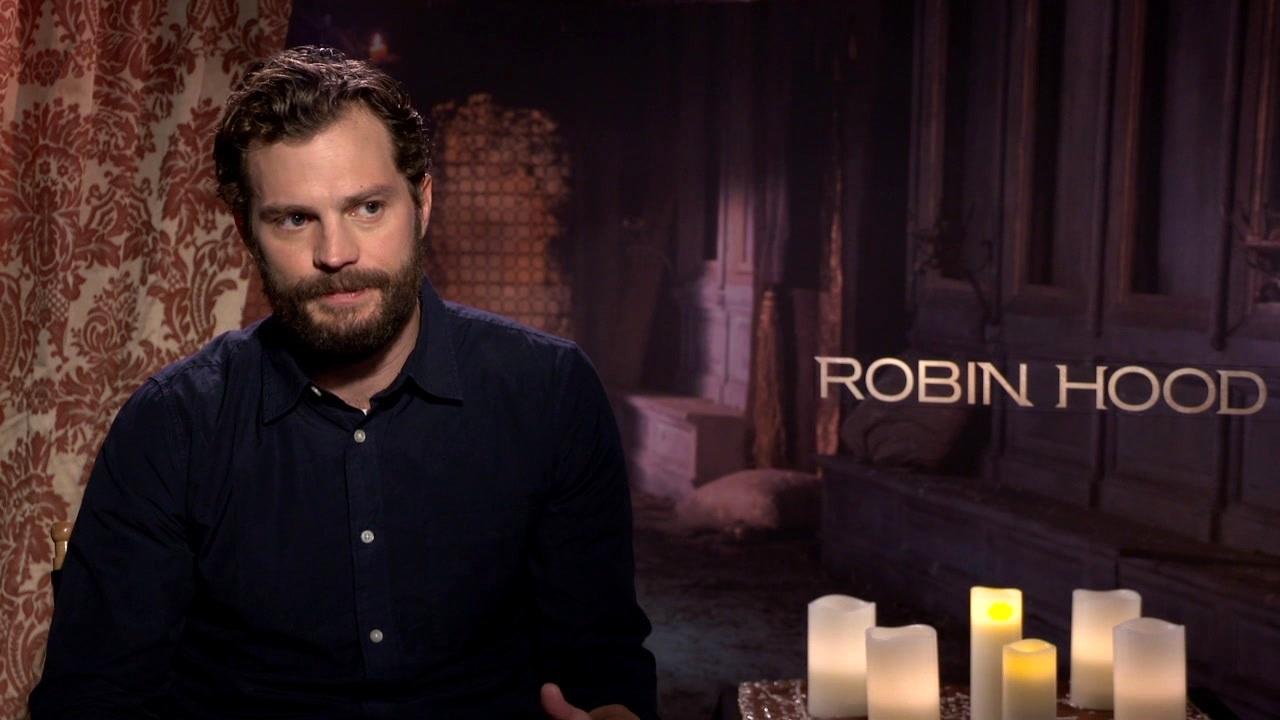 Robin Hood: Jamie Dornan On The Story Elements Of Robin Hood