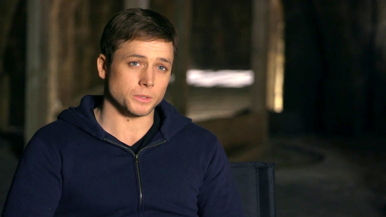 Robin Hood: Taron Egerton On Getting Interested In The Project