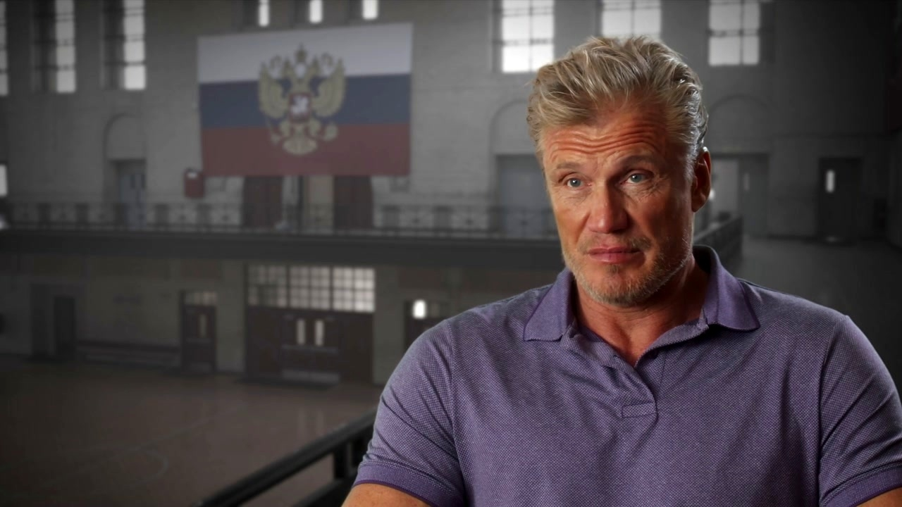 Creed II: Dolph Lundgren On Reprising His Role As 'Ivan Drago'