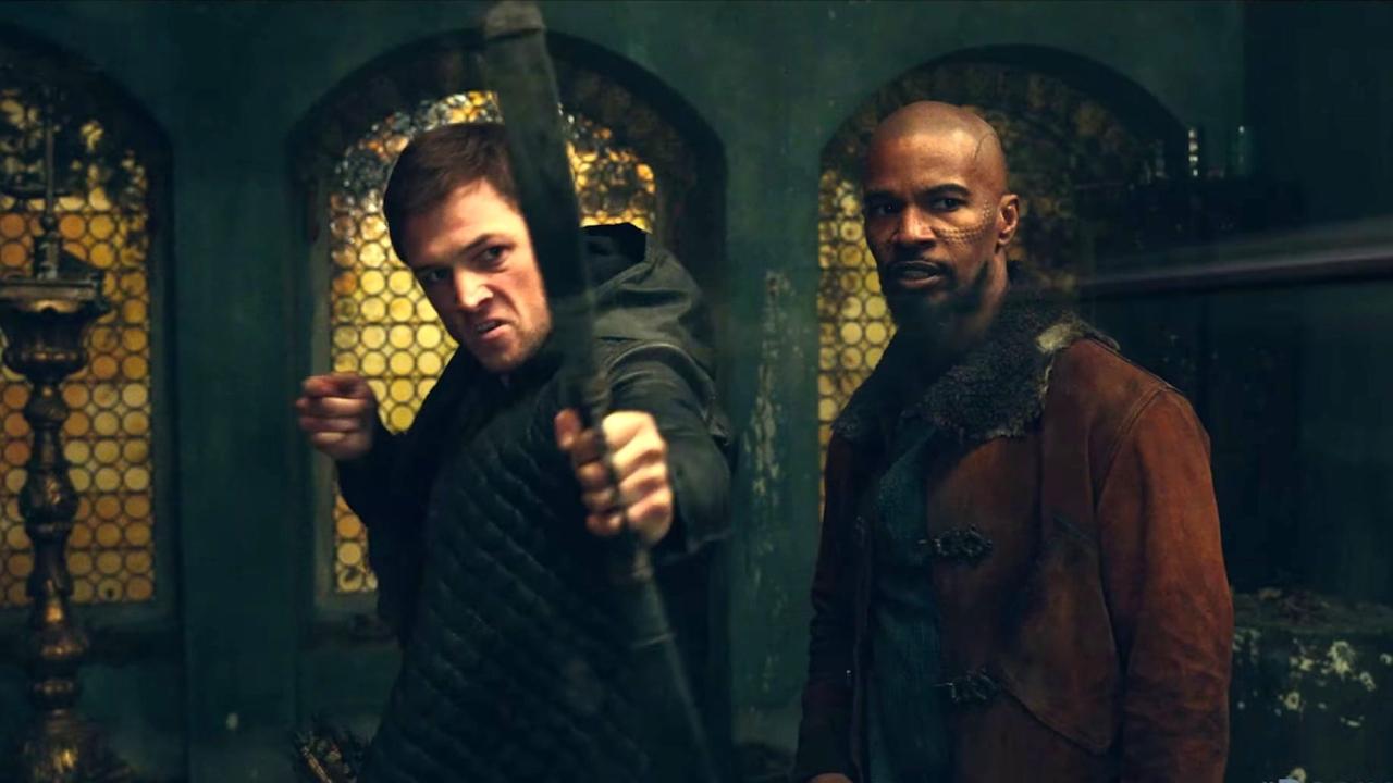 Robin Hood: Witness The Legend (TV Spot)