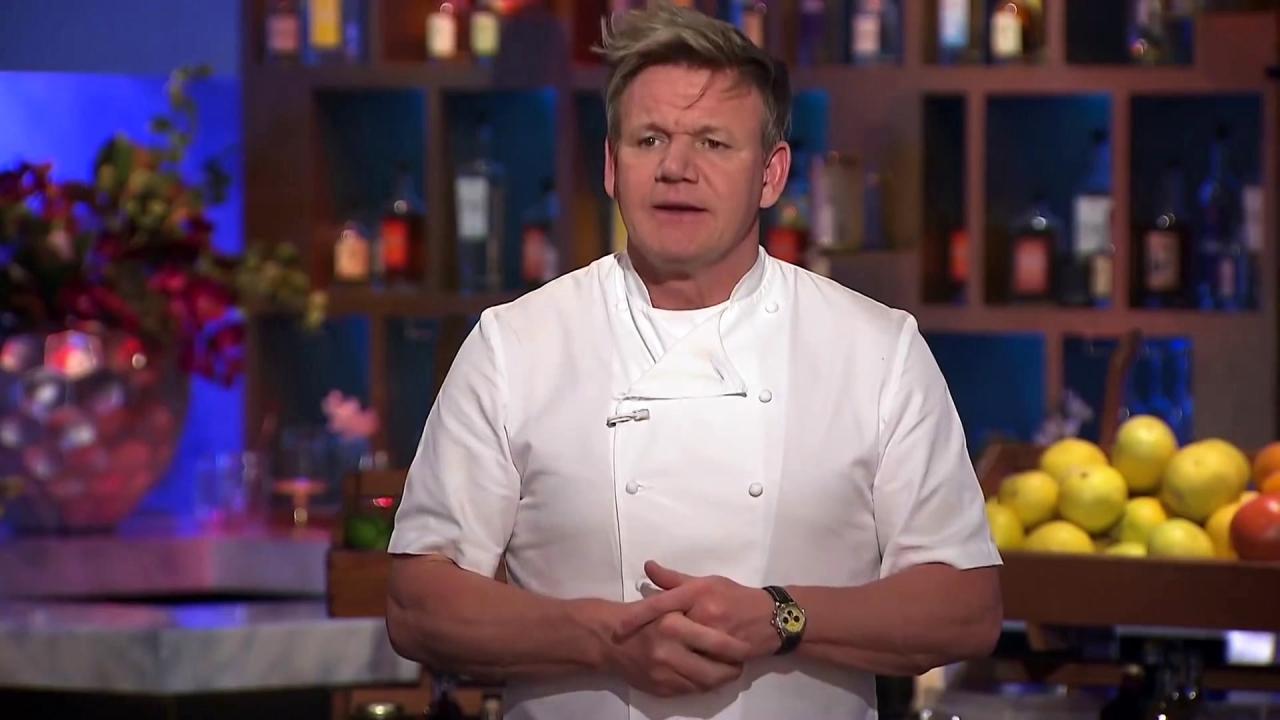 Hell's Kitchen: Bret Gets Emotional