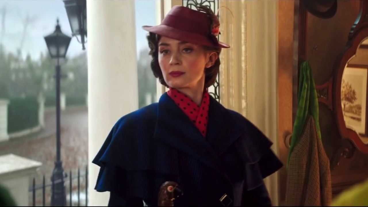 Mary Poppins Returns (TV Spot)