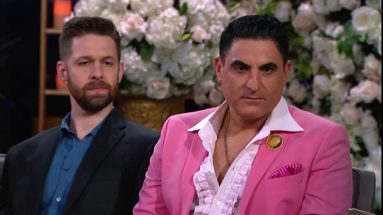 SHAHS OF SUNSET: A Very MJ Wedding