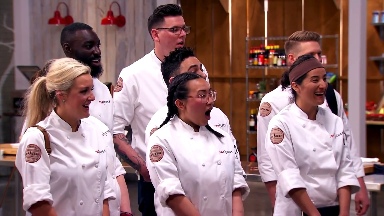 TOP CHEF: Season 16