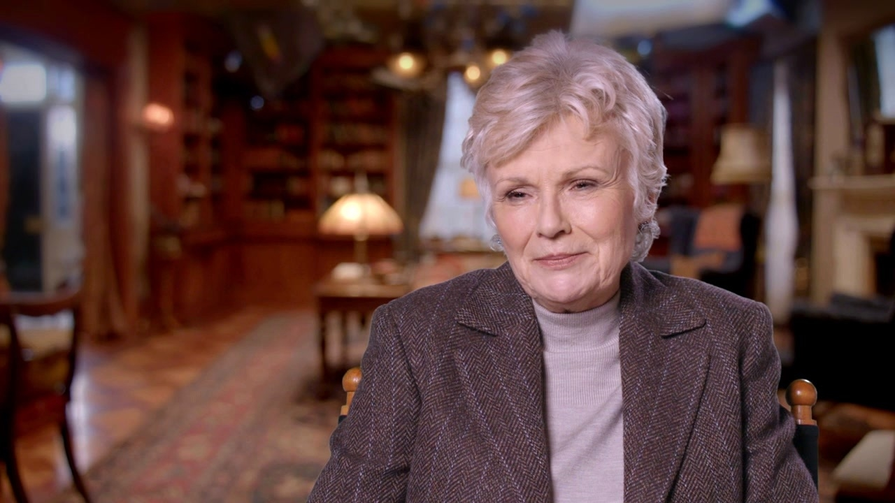 Mary Poppins Returns: Julie Walters On Her Character 'Ellen'