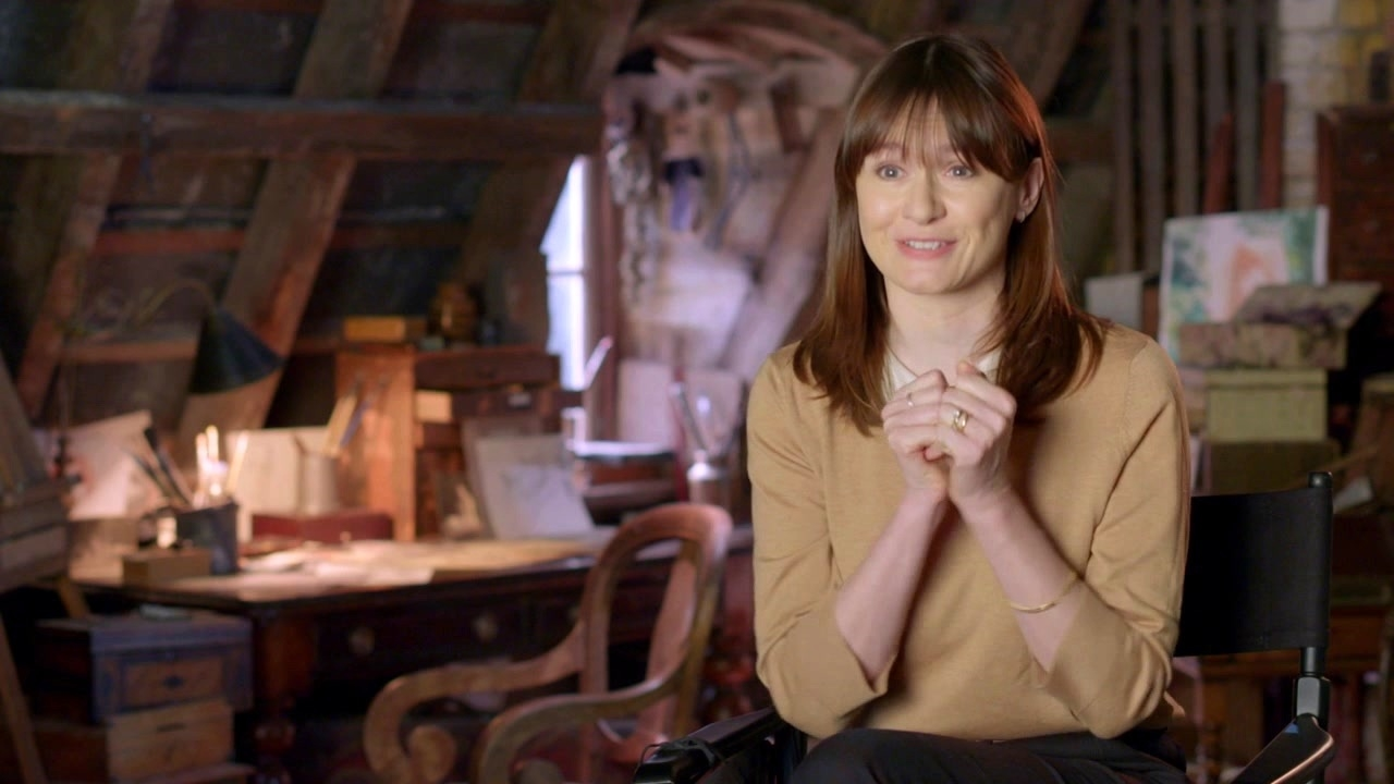 Mary Poppins Returns: Emily Mortimer On Playing A Character From The Original Movie