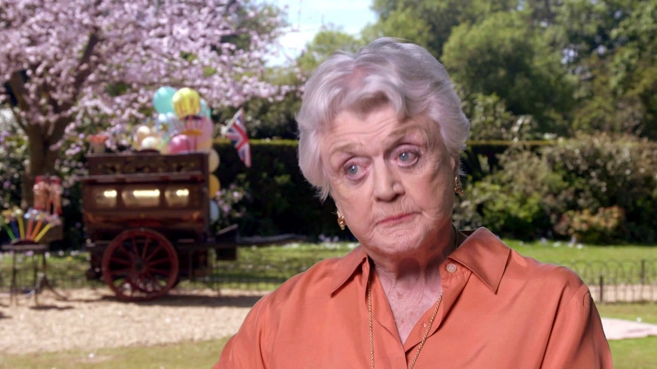 Mary Poppins Returns: Angela Lansbury On Her Character