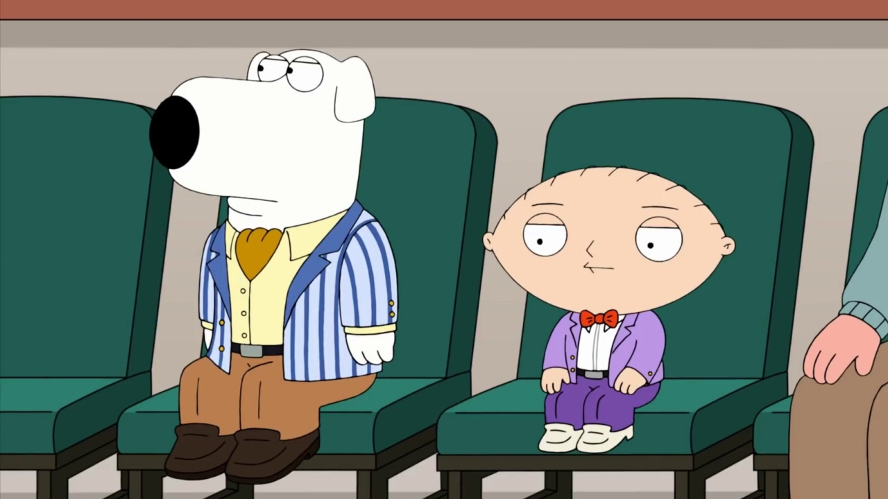Family Guy: The Heiress Has An Extremely Long Name