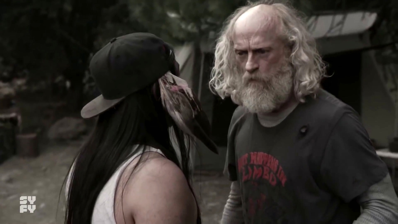 Z Nation: Doc Digs Deep