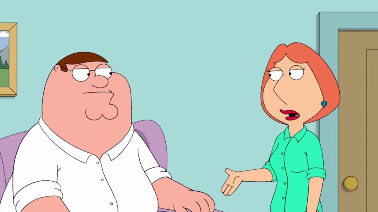 Family Guy: Peter Has A Weekend Job At The Zoo