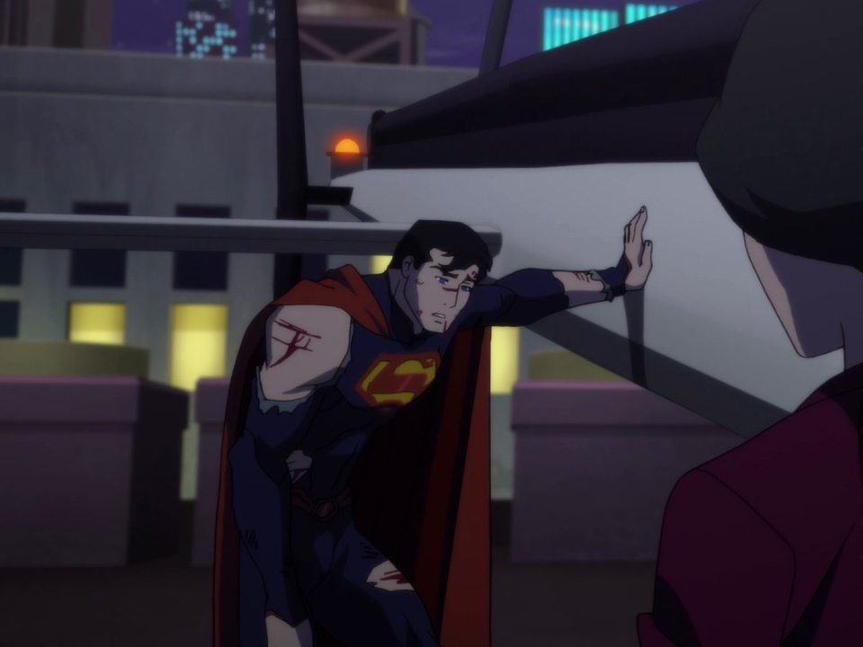 The Death Of Superman/Reign Of The Superman (Fathom Events Trailer)