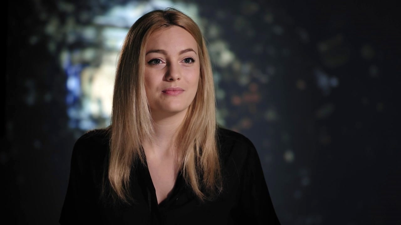 Mortal Engines: Leila George On Katherine's Relationship With Valentine