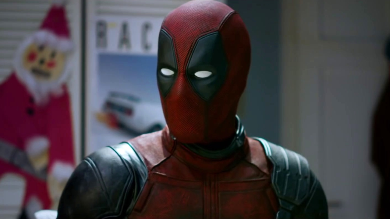 Once Upon A Deadpool: Respect The Back (Spot)
