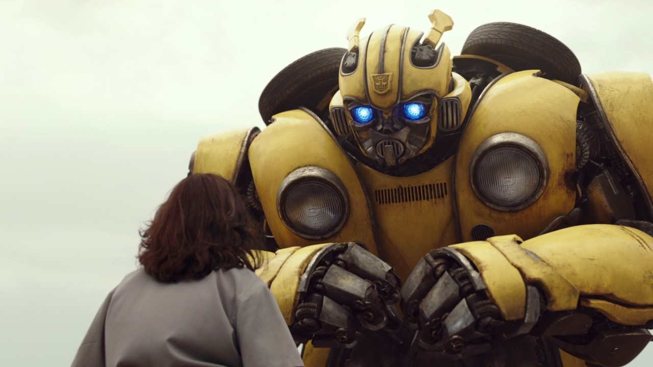 Bumblebee: Hide And Seek