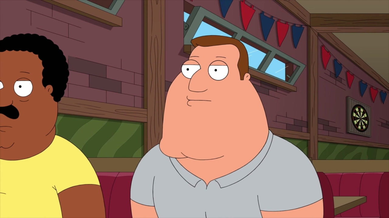 Family Guy: Peter Gets Replaced By Brian As The New Mascot