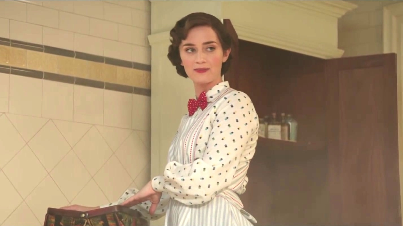 Mary Poppins Returns: Can You Imagine That?