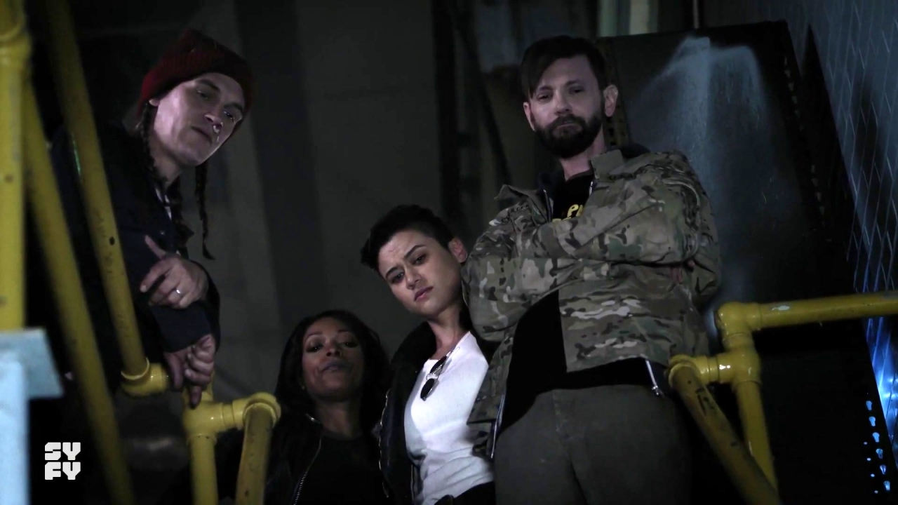 Z Nation: Down To The Bone
