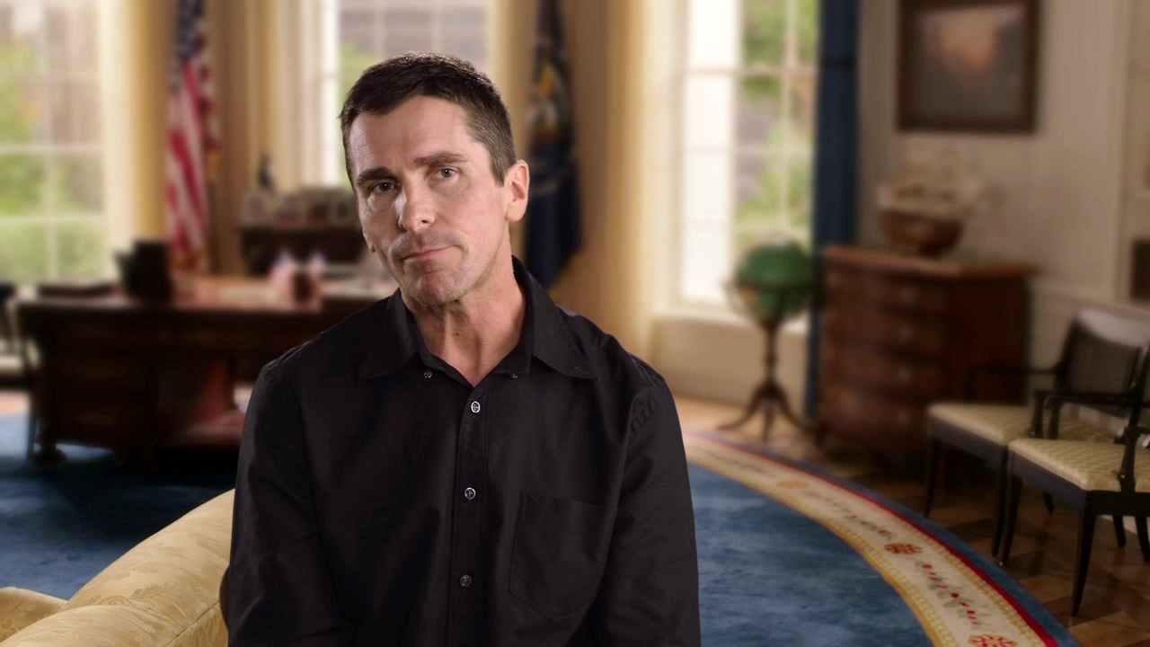 Vice: Christian Bale On His Character 'Dick Cheney'
