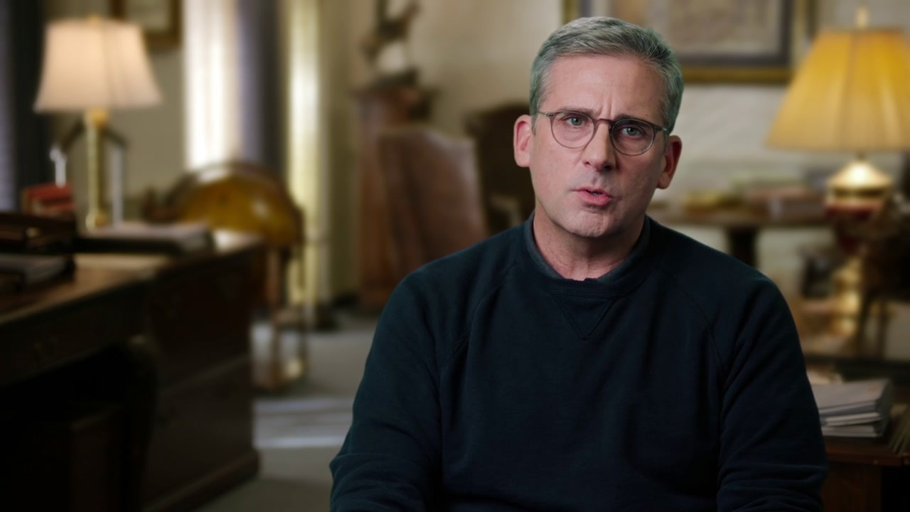 Vice: Steve Carell On What Adam McKay Brings To A Production