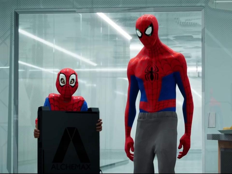 Spider-Man: Into The Spider-Verse: Wait (Spot)