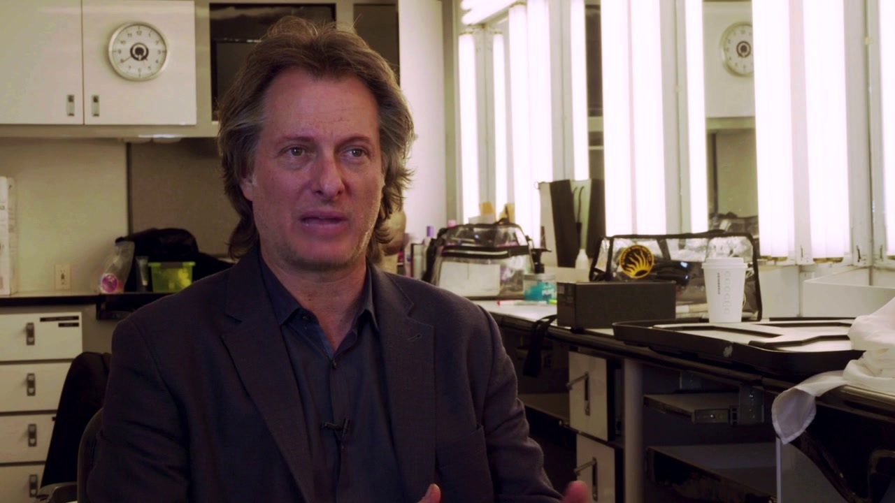 Destroyer: Bill Corso On Creating A Makeup Look In Relation To The Vision Of The Director