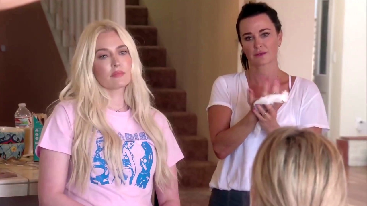 The Real Housewives of Beverly Hills: Is Dorit Kemsley Being a Tattletale?