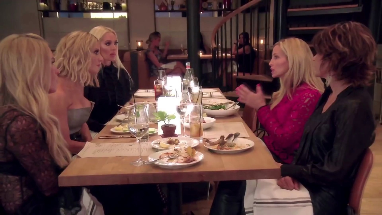 The Real Housewives of Beverly Hills: Is There Some Friendly Competition Happening?