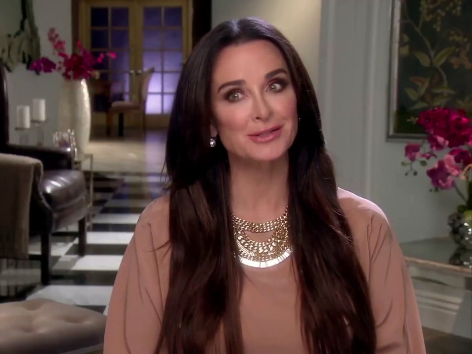 The Real Housewives of Beverly Hills: The RHOBH Ladies Prepare to Potluc